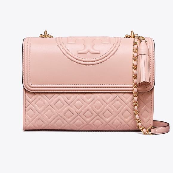 Tory Burch Handbags - Tory Burch Fleming Convertible bag